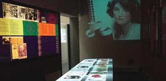 Newangle for interactive exhibitions