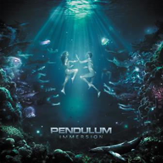 Pendulum's Immersion album cover art step-by-step