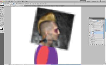 how to change 16bit to 8bit in photoshop