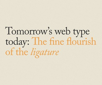 26 must-know typography tricks for print & online