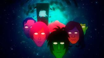 Interview: Pete Fowler discusses his trippy animated music video for The Horrors' Changing The Rain