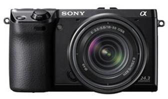 Sony revamps interchangeable-lens camera range