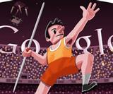Looking back over Google's Doodles for the London 2012 Olympics