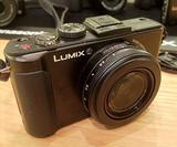 Panasonic Lumix LX7 replaces LX5; G5 and two megazooms also announced