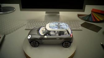 PostPanic and BSUR reveal new Mini concept car