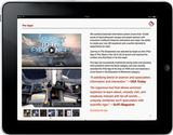 Brandwidth uses Apple iBooks Author to create an interactive promotional iBook for clients