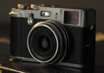 Fuji ships beautifully retro FinePix X100 digital camera