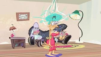 Interview: Ren & Stimpy creator John K on his Simpsons 'couch gag' & his dislike of much of modern animation