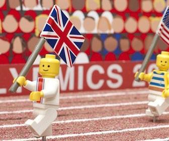 Digilympics: a Twitter-powered, Arduino-driven Lego Olympics