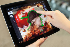 Adobe Photoshop Touch app released for Apple iPad