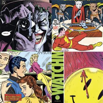 DC Comics 75th Anniversary Poster Book collects classic covers