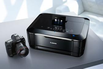 Canon releases new high-end Pixma multifunction photo printers