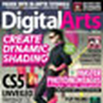 Hone your skills with Digital Arts' May issue