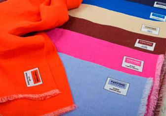 Pantone shows clothing and accessories