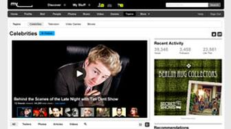 MySpace redesign aims to engage the Facebook generation