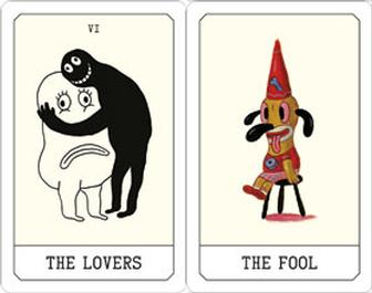 Pictoplasma launches PicTarot card set and iPhone app