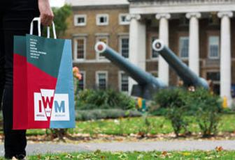 Hat-trick rebrands Imperial War Museum to bring five museums together