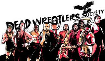 ilovedust celebrates dead wrestlers with new art exhibition in Portsmouth