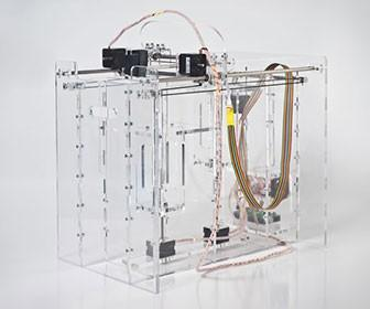 Build your own 3D printer with Pwdr