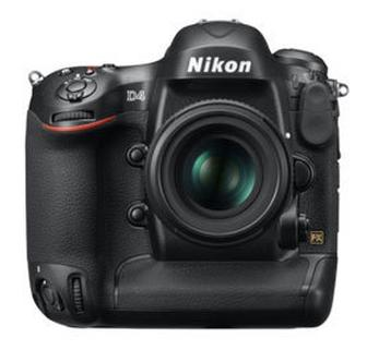 Nikon launches D4 flagship digital SLR