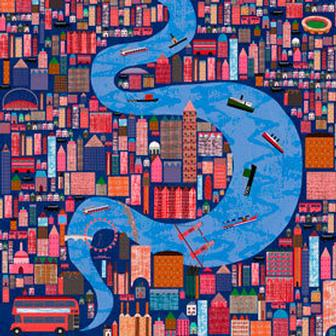 Illustrate 'secret London' for the Serco Prize and win £2,000