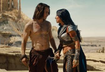 Cinesite gets its VFX to Mars for John Carter