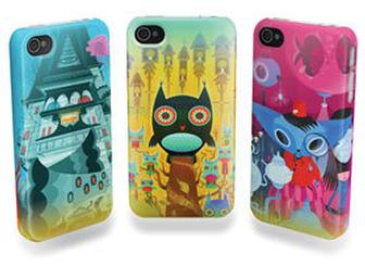 Art from Scarygirl-creator Nathan Jurevicius now available on iPhone cases