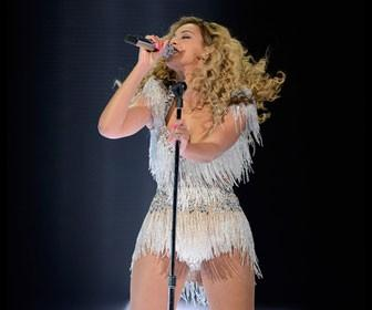 Watch ThinkBreatheLive's stunning tour visuals for Beyoncé