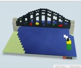 Lego and Google create Minecraft-style Lego Build web app
