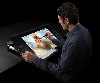 Wacom releases Cintiq 24HD touch with multi-touch screen, plus 22-inch Cintiq 22HD