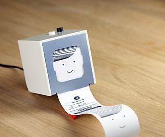 Berg's intriguing LittlePrinter available for pre-order, out in September