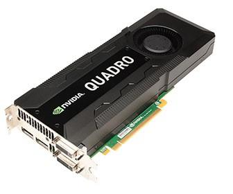 IBC 2012: Nvidia announces Quadro K5000 for Apple Mac Pros
