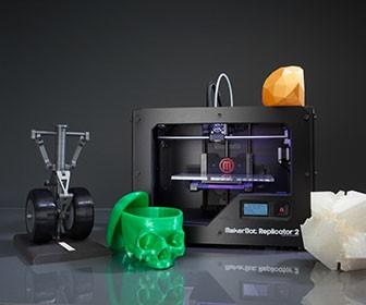 MakerBot debuts Replicator 2 desktop 3D printer