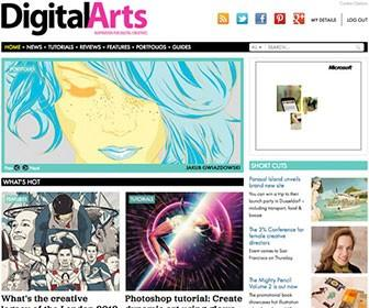 Welcome to the new Digital Arts site