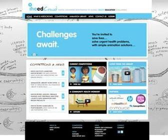 iheedCrowd animation platform aims to get creatives to help with global health education