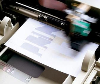 Penjet printer prints with felt-tip pens not inks