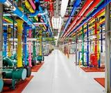 Google turns its data centres into a photography art show