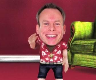 Actor Warwick Davis on designing his own iPad app