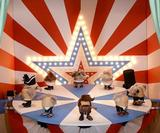 Superfad's new stop-motion films reveal quirky facts about previous US presidents in run up to Election