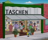 Taschen opens shop in The Simpsons to make Springfield hip