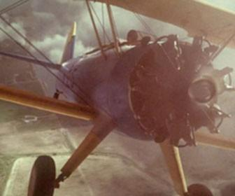 Spy Films charts 100 years of flight in 3D for cinema ident
