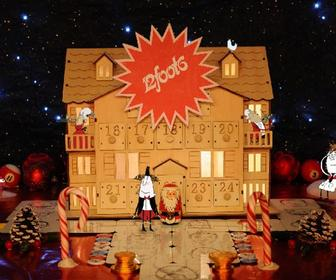 12foot6's Christmas animation is a charming mix of stop-motion and cartoon animation