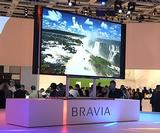 Sony showcases 4K TVs, content and affordable camcorder at CES