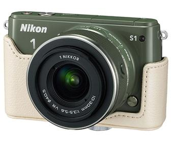 Two new Nikon 1 series cameras launched