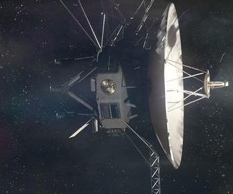 Postpanic's CG film imagines what Voyager 1 sees on the edge of the solar system
