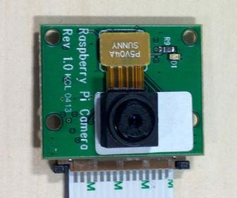 Raspberry Pi to get video camera
