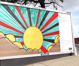 Arts University Bournemouth to put creative teenagers' work on billboards around UK