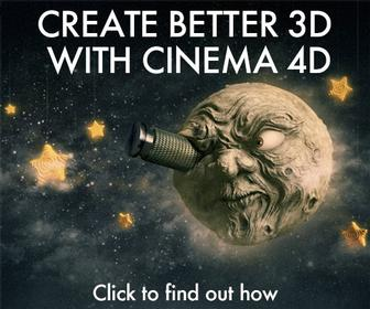 >> Promotion: Discover how to make Maxon Cinema 4D even more powerful!