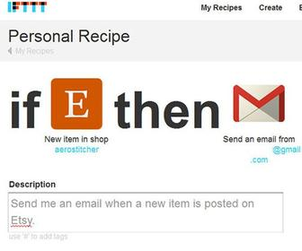 How to use IFTTT to make your life and work easier