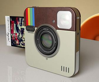 Socialmatic Instagram-meets-Polaroid physical camera to ship in early 2014
